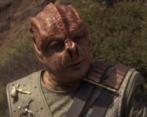 Paul Winfield in Darmok