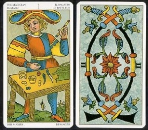 The Tarot of Marseilles