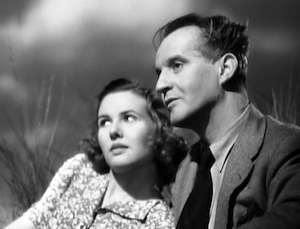 Sheila Sim and Eric Portman in A Canterbury Tale