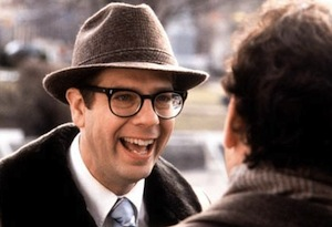 Stephen Tobolowsky in Groundhog Day