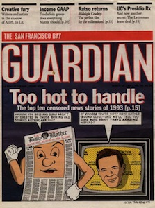 The San Francisco Bay Guardian