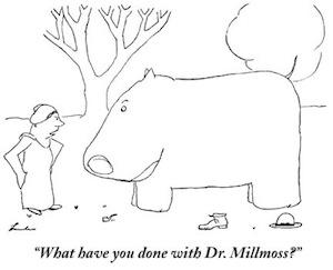 Cartoon by James Thurber