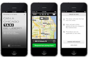 Uber Apps