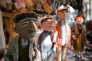 Puppets from the Little Angel Theatre