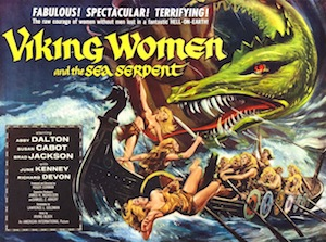 The Viking Women and the Sea Serpent