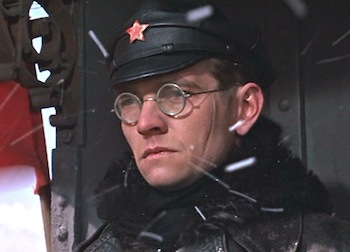 Tom Courtenay in Doctor Zhivago