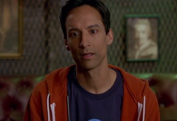 Danny Pudi on Community