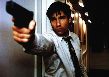 """David Duchovny on """"The X-Files"""""""