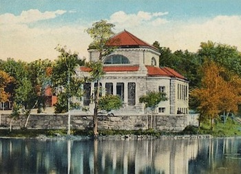 Sheldon Library by Ernest Flagg