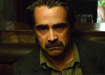 Colin Farrell on True Detective