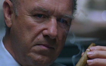 Gene Hackman in Crimson Tide