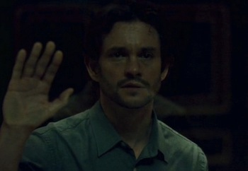 Hugh Dancy on Hannibal