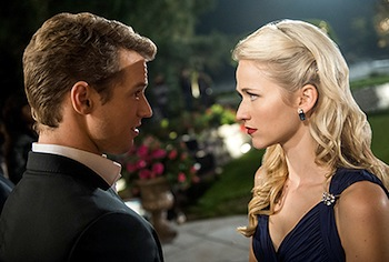 Freddie Stroma and Johanna Braddy on UnREAL