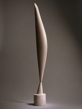 """Bird in Space"" by Constantin Brâncuși"
