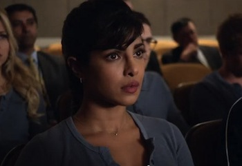 Priyanka Chopra on Quantico