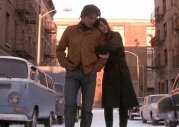 Tom Cruise and Penelope Cruz in Vanilla Sky