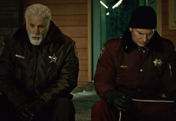 Ted Danson and Patrick Wilson on Fargo