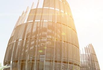 Jean-Marie Tjibaou Cultural Center by Renzo Piano