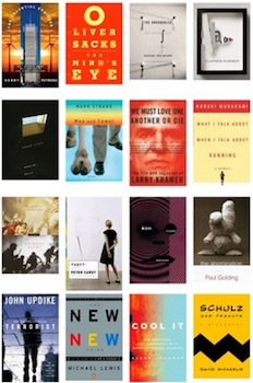 Book covers by Chip Kidd