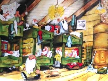 Santa Claus by Mauri Kunnas