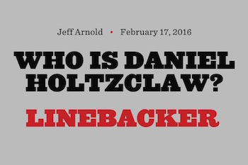 """Who is Daniel Holtzclaw?"""