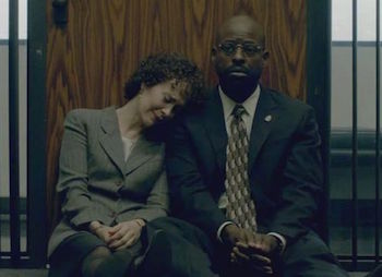 Sarah Paulson and Sterling K. Brown on American Crime Story