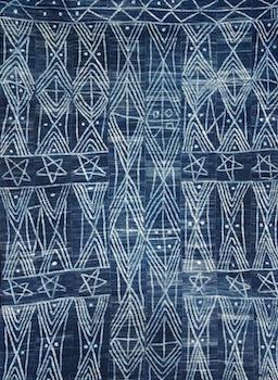Dogon textile