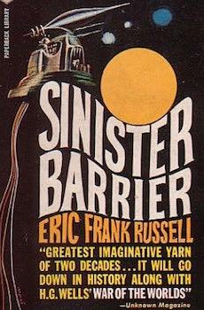 Sinister Barrier