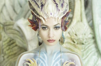 Olga Kurylenko in Empires of the Deep