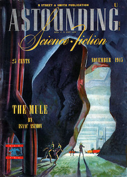 """The Mule"" by Isaac Asimov"