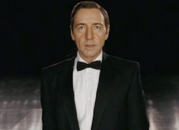 Kevin Spacey in Beyond the Sea
