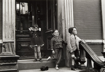 Photograph by Helen Levitt