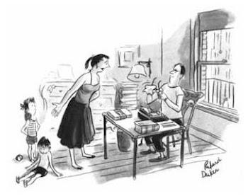 New Yorker cartoon by Richard Decker
