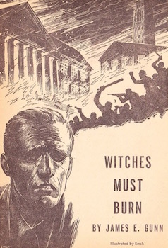 Witches Must Burn