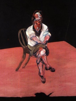 Portrait of Isabel Rawsthorne by Francis Bacon