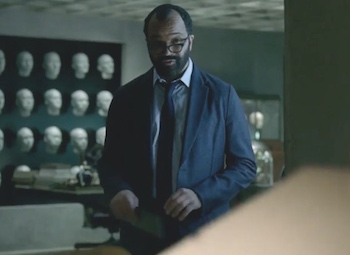 Jeffrey Wright on Westworld