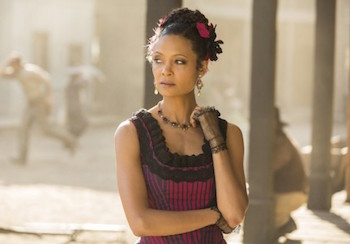 "Thandie Newton on ""Westworld"""
