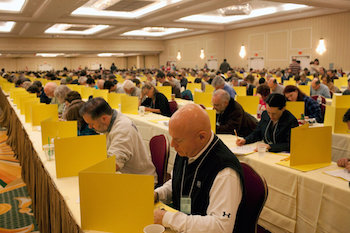The American Crossword Puzzle Tournament
