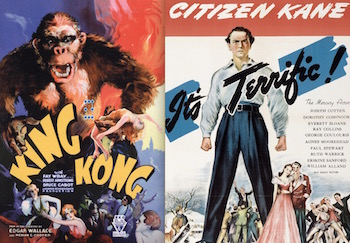 King Kong and Citizen Kane