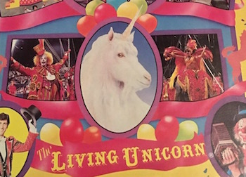 Ringling Bros. and Barnum & Bailey Circus souvenir program