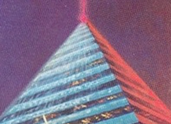 Detail from the cover of the January 1974 issue of Analog